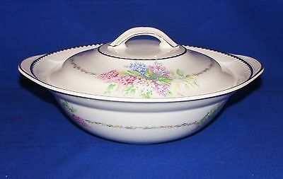 PORTLAND POTTERY of Cobridge MAY 1956~TUREEN WITH LID
