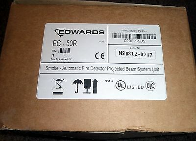 NEW EST EDWARDS EC-50R Smoke-Automatic Beam Detector