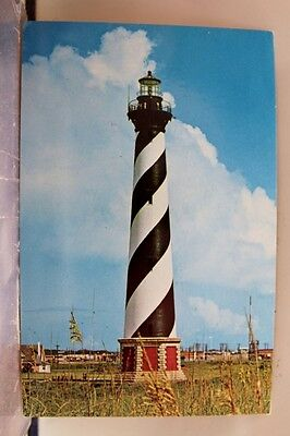 North Carolina NC Cape Hatteras Lighthouse Postcard Old Vintage Card View Post