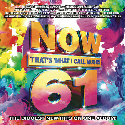 Various Artists - Now 61 [New CD]