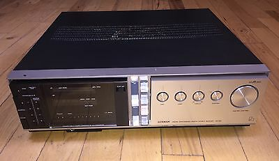 CLASSIC Luxman RX-102 Stereo Receiver ~ 60W rms Sounds Great Panel doesn't SUCK