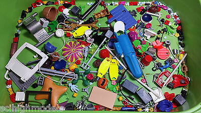 Lot of Playmobil parts & accessories from various sets