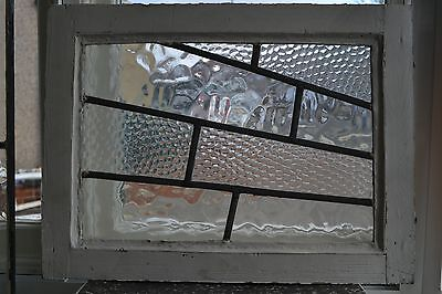 British leaded light stained glass window. R413c. WORLDWIDE DELIVERY!!!