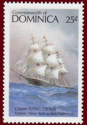 Dominica - 1987 - Transportation - Complete set of 10 different stamps - MNH