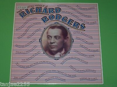 The Musical World of Richard Rodgers - Columbia US 2 LP