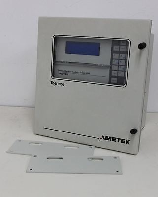 AMETEX Thermox Flue Gas Monitor Series 2000 Host Interface Weather Enclosure