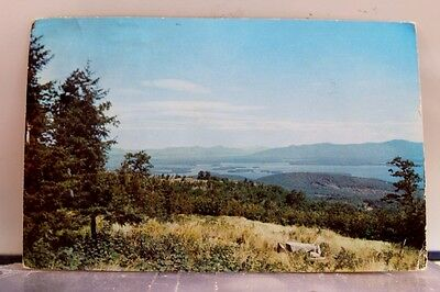New Hampshire NH Lake Winnipesaukee Postcard Old Vintage Card View Standard Post
