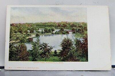 Minnesota MN Minneapolis Loring Park Postcard Old Vintage Card View Standard PC