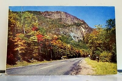 New Hampshire NH Crawford Notch White Mountains Postcard Old Vintage Card View