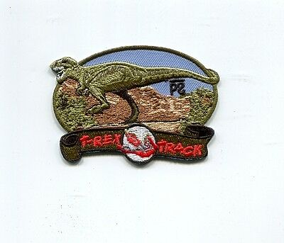Patch From Philmont Scout Ranch-T-Rex  Patch -