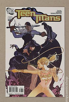 Teen Titans (2003-2011 3rd Series) #88B NM- 9.2