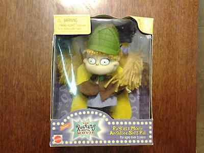 Rugrats Movie Angelica Soft Pal Action Figure Mattel 1998 In Box Nickelodeon