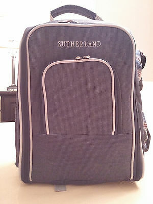 Sutherland Alpine Picnic Backpack for 2