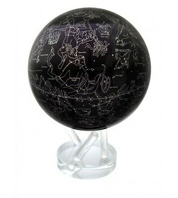 "MOVA Globe - stars/ constellations large globe 22cm 8.5"" - self rotating"