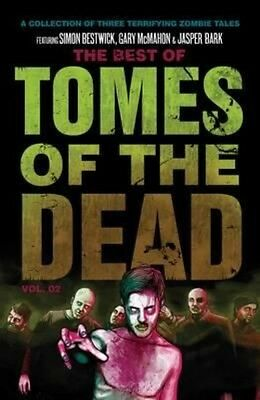 Best of Tomes of The Dead by Bestwick Paperback Book