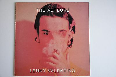 "THE AUTEURS : Limited 12"" vinyl released in 1993. LENNY VALENTINEO. EXCELLENT."