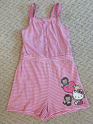 H&M Hello Kitty Playsuit Jumpsuit age 4-6yrs