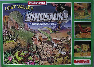 Lost Valley of the Dinosaurs Game Spare Part - Choose from Menu