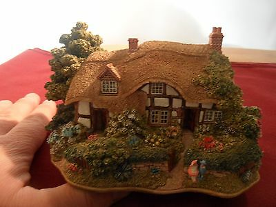 lilliput lane -- meadow sweet cottage -- collectors special