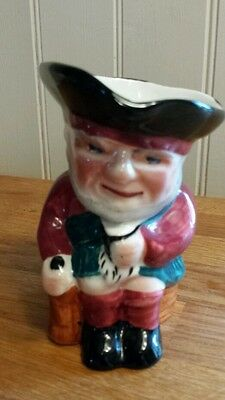 Vintage Shorter and Son Toby Jug