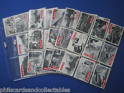 PCGC - War Bulletin Bubblegum Cards * Choose The One's You Need * c1966