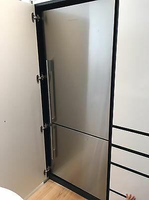 Fisher & Paykel fridge freezer stainless steel