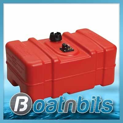 Marine, Outboard boat Fuel tank uni fit  34 litre NEW
