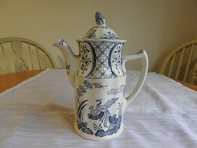 Furnivals Old Chelsea Coffee Pot