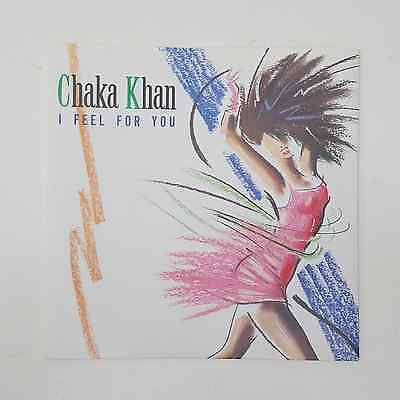"Chaka Khan - I Feel For You - 7"" Vinyl Single"