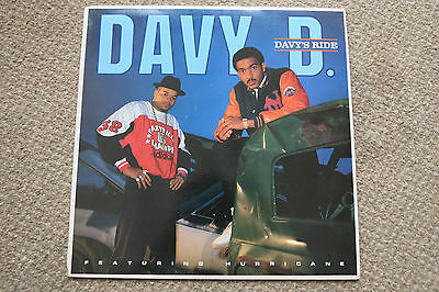 Davy D, Davy's Ride, Def Jam Records