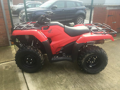 Honda 420 FM1 ATV quad bike Ex Demo