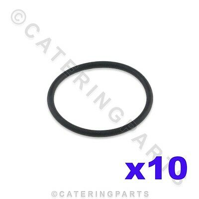 PACK OF 10 x COMENDA SPARE PARTS 200855 DISHWASHER O RING RUBBER GASKET SEALS