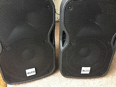 "Alto 10"" Active pa speakers TS110A"