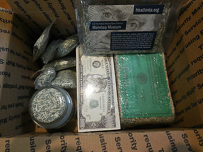 Money Lot, Shredded UST Currency and a Stack of Million Dollar Bills!!!