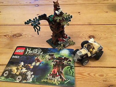 9463 Lego Monster Fighters The Werewolf