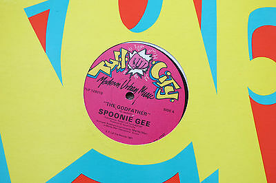 Spoonie Gee, The Godfather, Tuff City Records