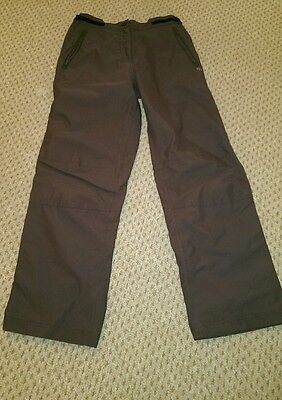 ladies Craghoppers Trousers size 14R
