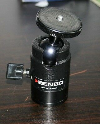 Benbo Ball Head Tripod Attachment