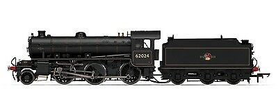 Hornby Oo R3243 Br Black Late Class K1 2-6-0 Locomotive 62024 *new* (D21)