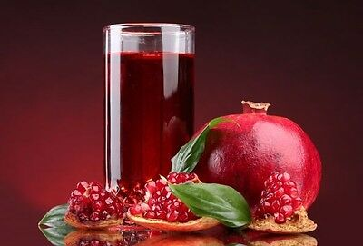1p recipe auction no reserve 8 pomegranate juice