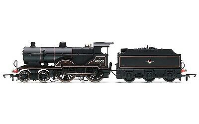 Hornby Oo R3315 Br Black Fowler Class 2P 4-4-0 Locomotive 40602 *new* (D21)