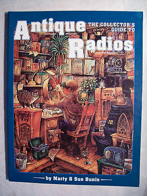 ANTIQUE RADIO'S vol, 1 PRICE GUIDE COLLECTORS BOOK thousands of listings