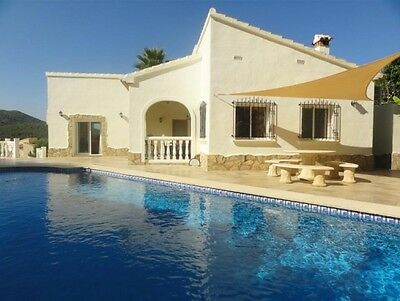 Luxury Villa in Spain with Large Private Pool - Unique Package including Website
