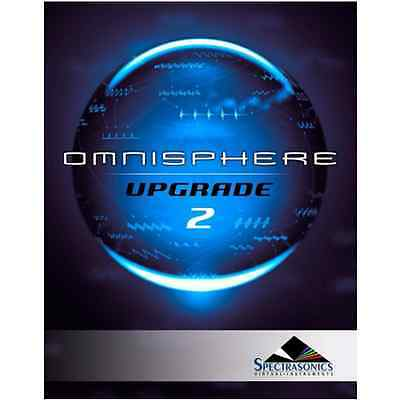 Spectrasonics Omnisphere 2 Upgrade Licence Virtual Synthesizer Software