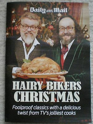 Hairy Bikers Christmas  – The Mail on Sunday – December 2015