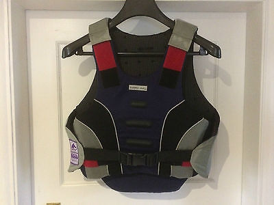 Equestrian Harry Hall Horse Rider Body Protector.