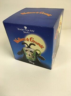 Border Fine Arts Wallace & Gromit Mug A6878 - Boxed