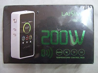 LAISIMO L1 200W MOD New and Sealed