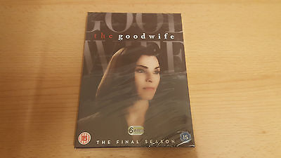 The Good Wife Season 7 DVD New & Sealed Region 2 UK Fast Delivery