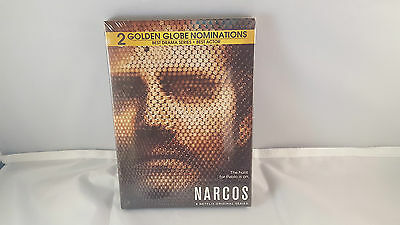 Narcos Season 2 DVD New & Sealed Fast UK Delivery